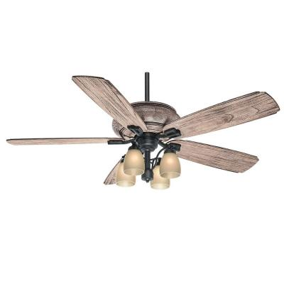 Heathridge 60 in. Indoor/Outdoor Tahoe Ceiling Fan